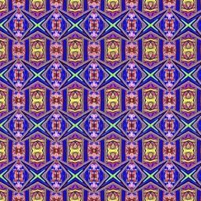 Wizard's Design in Jewel Tones