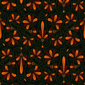 greek nouveau dark