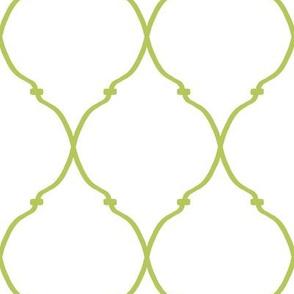 Quatrefoil Lichen