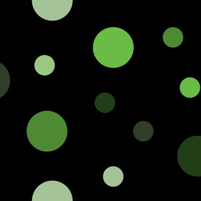 Linear - Green Dots