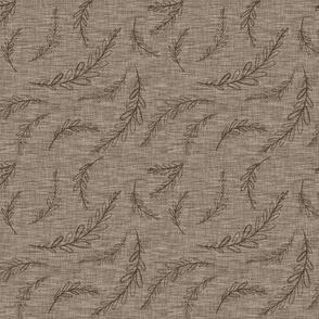 Laurel Linen - mocha