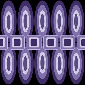 Panton Purple Circles _ Squares