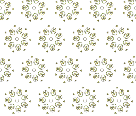 Celtic Pattern 4 fabric by imagine_cg_images on Spoonflower - custom fabric