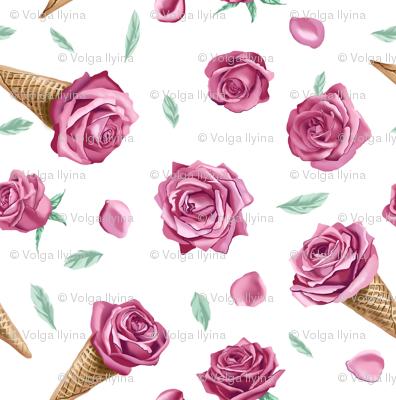 Roses and Icecream 1