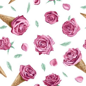 Roses and Icecream 1