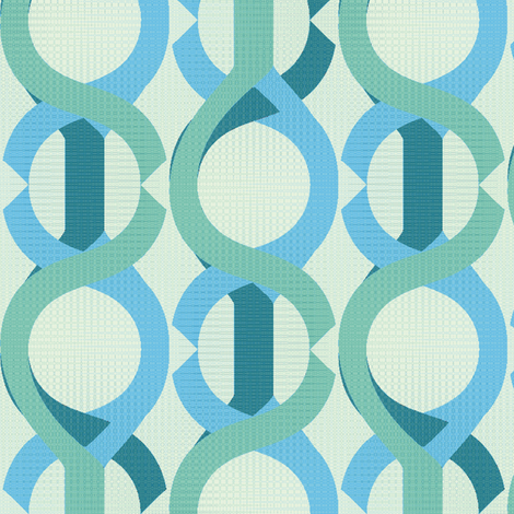 Three Rivers (Flume) fabric by david_kent_collections on Spoonflower - custom fabric