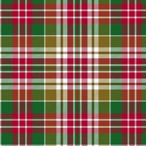 "MacPherson tartan from 1815, 6"""