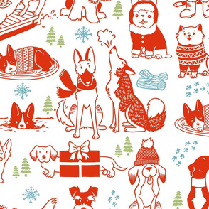 dog-christmas-holiday-winter-textile-conkberry