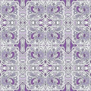 Flowering Contemplations in Lavender