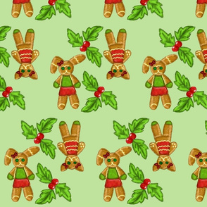 green-1 ginger toe