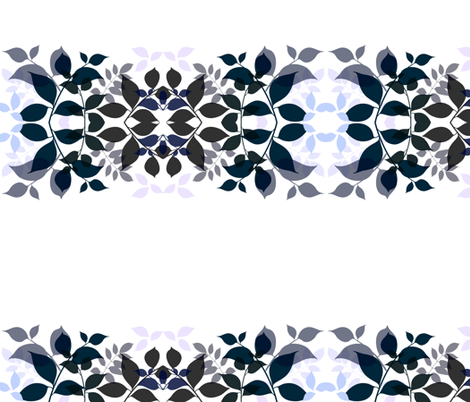Fallen for you fabric by simply_life on Spoonflower - custom fabric