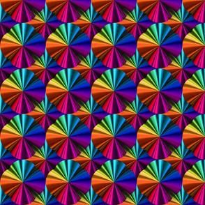 GIMP SSD AC multiple colors shiny from qbist