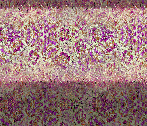 Magenta deconstruction fabric by wren_leyland on Spoonflower - custom fabric