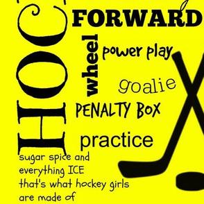 yellow girls hockey letters-2