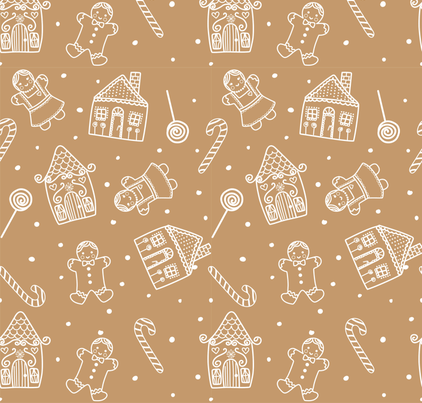 Hansel & Gretal fabric by chelseamarblespaper on Spoonflower - custom fabric