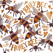 honeybeepattern