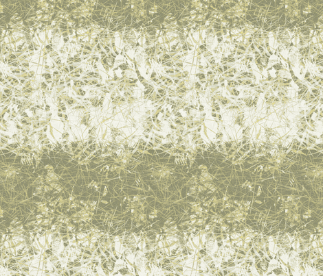 gray-yellow-scatter fabric by wren_leyland on Spoonflower - custom fabric