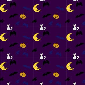 spooky backdrop