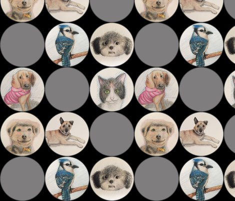 Cute-animal-drawings-in-circles-black-and-grey_shop_preview
