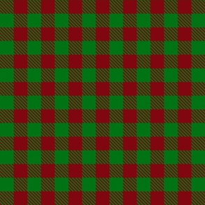 Christmas Buffalo Plaid