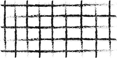 Charcoal Strokes Grid