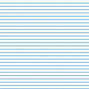 Blue Stripes - Narrow