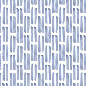 watercolor blue lines