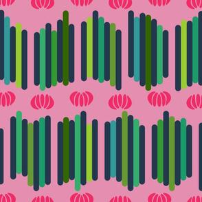 Cactus Stripes