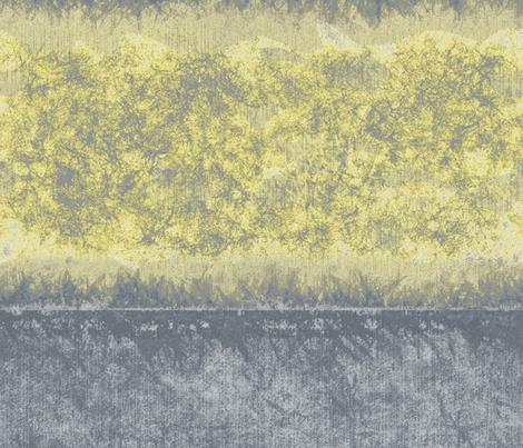 yellow-gray-horizn fabric by wren_leyland on Spoonflower - custom fabric