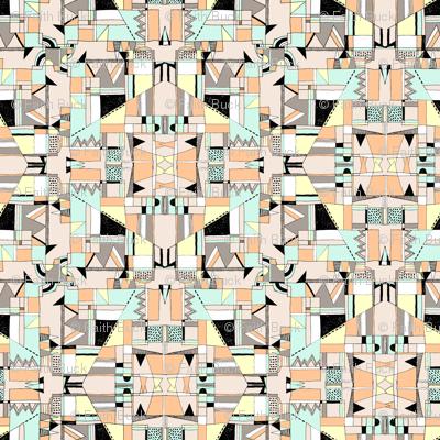 Angled Tiles