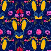 Desert Rabbit- navy