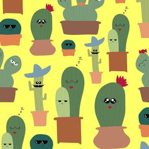Cactus Emotions