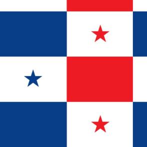 panama flag mid