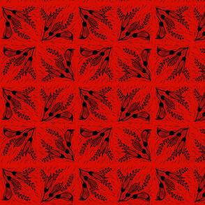 Kowhai 3black red