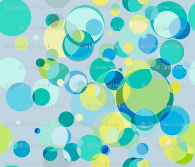 circles blue green lg