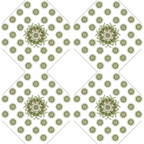Celtic Diamond Pattern