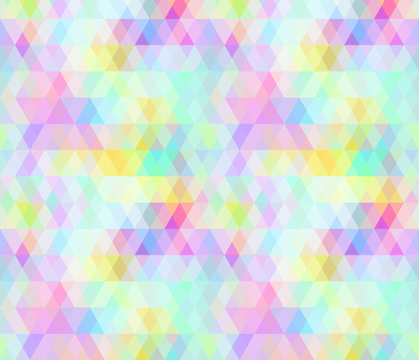 Abstract rainbow pastel color.  fabric by ekaterinap on Spoonflower - custom fabric