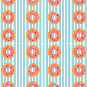 Striped Dounts