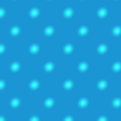 Firefly (Hotaru) Spots (blue with aqua)