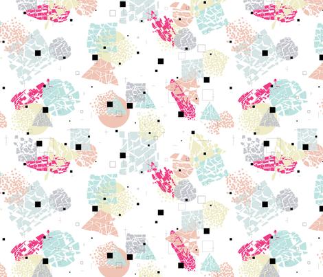 broken dreams no more fabric by dramacatz on Spoonflower - custom fabric