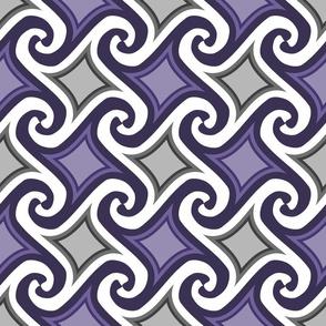 tesselated swirls, deluxe