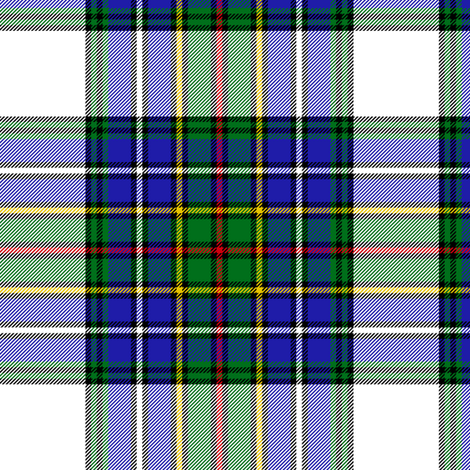 "Cockburn of Ormiston dress tartan, 6"" fabric by weavingmajor on Spoonflower - custom fabric"