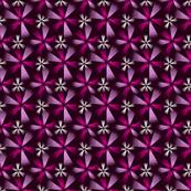Fragmented Pink Burst