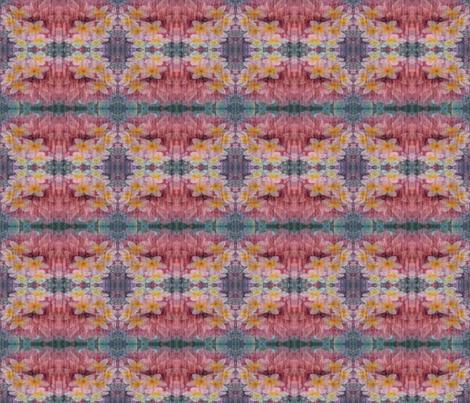 Kaleidoscope flowers fabric by aiixapr on Spoonflower - custom fabric