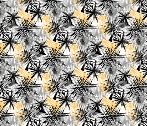 Fragment Explosion fabric by ariannecolelladesigns on Spoonflower - custom fabric
