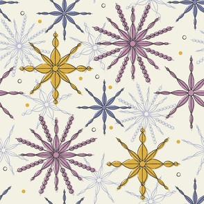 Frosty Fragments ~ lavenderia
