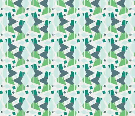 Geometric fabric by svaeth on Spoonflower - custom fabric