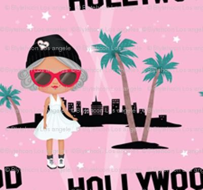 Hollywood City Small