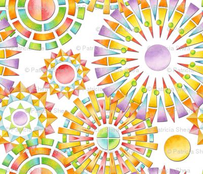 Fragmentation Sunburst