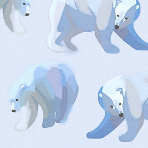 Glacier Bears [Large Scale]